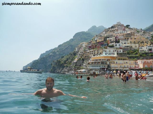 Positano, Italia.