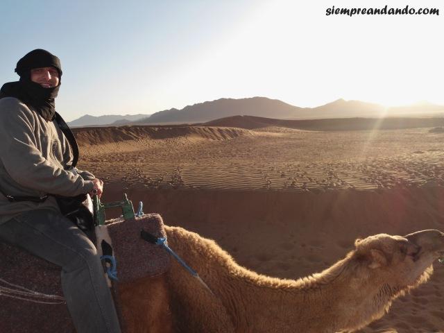 Desierto del Sahara, Marruecos.