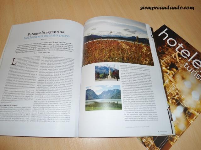 Esta nota fue publicada en la revista Hotelería y Turismo