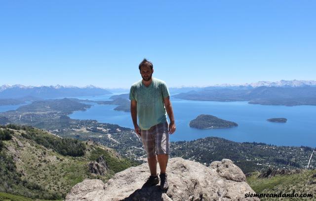 Desde el Cerro Otto.