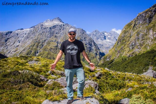 En Fiordland National Park, Nueva Zelanda (2015).