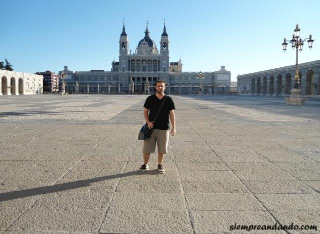 En el Palacio Real