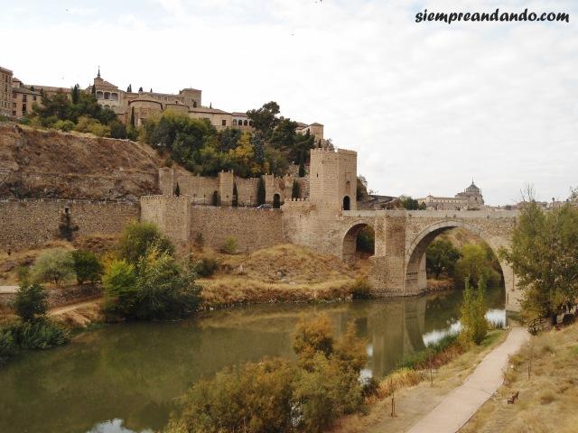 El Puente de Alcántara