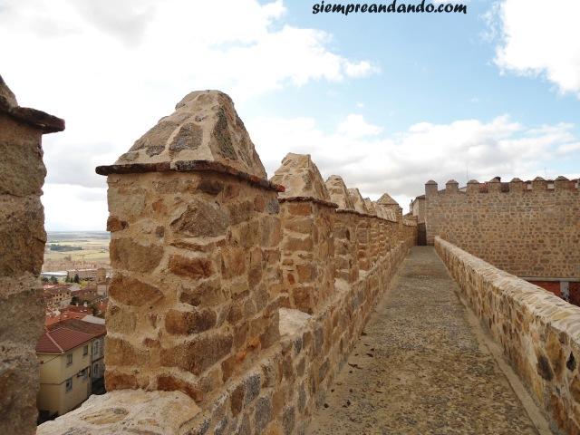 Sobre las murallas