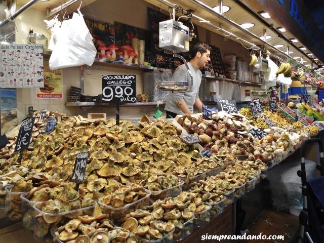 Mercado de La Boquearía