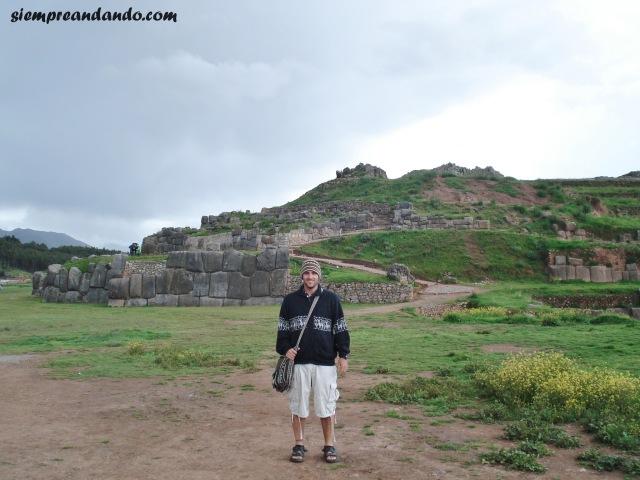 Ruinas de Saqsaywamán