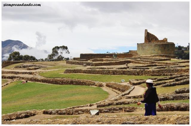 Ruinas de Ingapirca, Ecuador