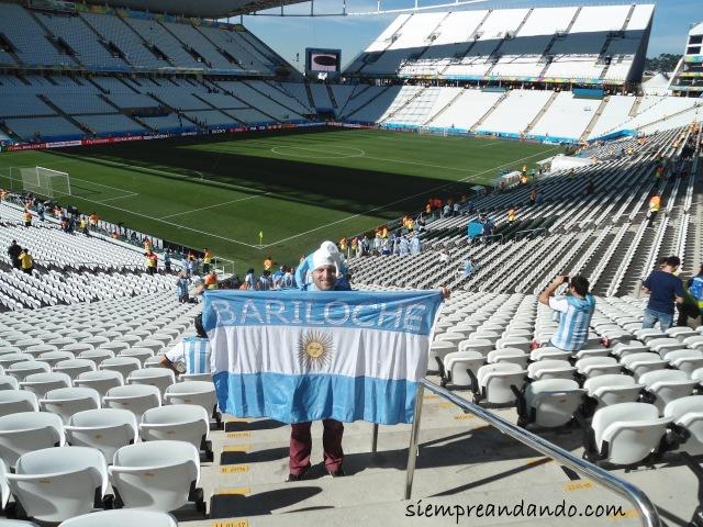 En la Arena de Corinthians