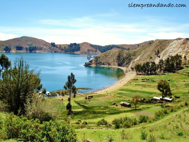 bolivia, isla del sol, 2009