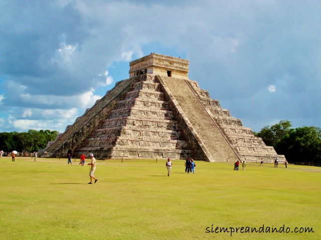 mexico, chichen itza, 2008